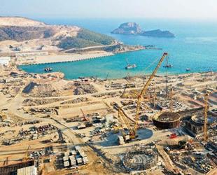 Mustafa Varank: Akkuyu 2023'te elektrik üretmeye başlayacak