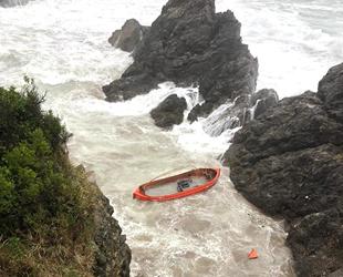 Bartın'daki facia sonrası bulunan cesedin gemi kaptanına ait olduğu ortaya çıktı