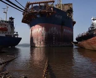 2020 yılında 118 adet gemi geri dönüşüme alındı