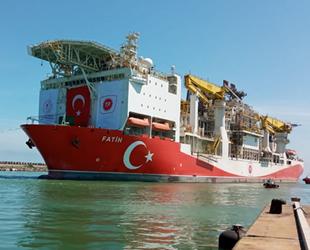 Fatih gemisi, Türkali-2'deki sondaj için gün sayıyor