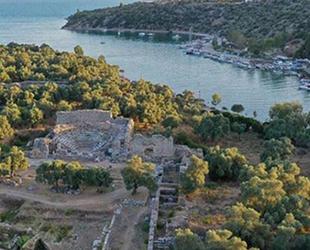 İasos Antik Kenti'ne inşa edilmek istenen maden limanı yargıya taşınıyor