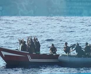Uzmanlar, deniz haydutu saldırılarına karşı gemilere 'panik odası'nı öneriyor