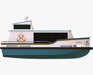 İstanbullular deniz taksinin rengine karar verdi