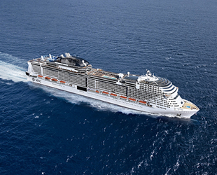 MSC Cruises'ın 2021 yılında 2 adet çevreci gemisi hizmete girecek