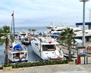 İzmir Marina, yeniden cazibe merkezi oluyor