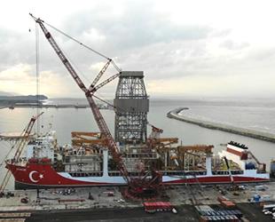 Kanuni Sondaj Gemisi, Mart sonunda çalışmalara başlayacak
