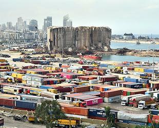 Beyrut Limanı'ndaki kimyasal maddeler Almanya'ya gönderilecek