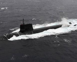 Japonya'da denizaltı ve gemi çatıştı: 3 yaralı