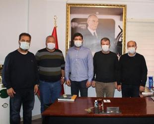 Gezi teknesi sahipleri, İMEAK DTO Bodrum Şubesi'ni ziyaret etti