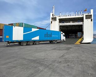 Ekol Lojistik, Ro-Ro hattı üzerinden 60 saatte teslimat gerçekleştirecek