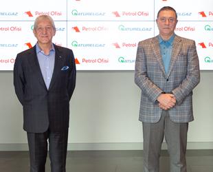 Naturelgaz, Petrol Ofisi istasyonlarında Oto CNG satışı yapacak
