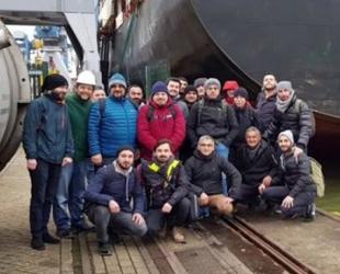 Deniz haydutlarının kaçırdığı 15 Türk denizci kurtarıldı