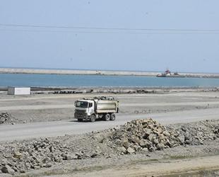 Filyos Limanı, doğalgaz çıkarma işlemleri için hazırlanıyor