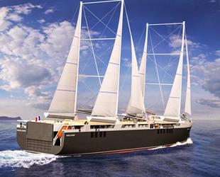 Michelin, ürünlerini yelkenli kargo gemisiyle taşıyacak
