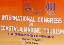 Turizm kongresi Çeşme'de yapıldı