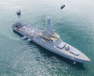 Singapur Denizcilik ve Güvenlik Müdahale Filosu göreve başladı