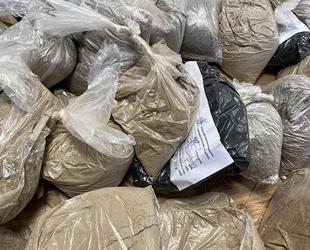 Bulgaristan'da limanda 401 kilogram eroin ele geçirildi