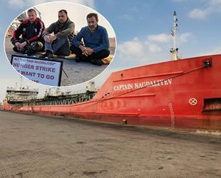 FETÖ'den tutuklanan Mübariz Mansimov Gurbanoğlu'nun gemilerinde 150 işçi mahsur kaldı