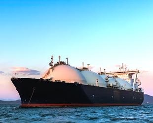LNG'nin Avrupa doğalgaz bileşiminde payı yüzde 27 olabilir