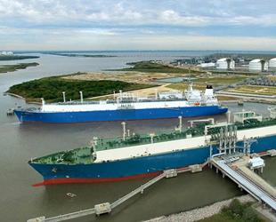 ABD'nin LNG ihracatı 10 yılda iki katına çıkabilir