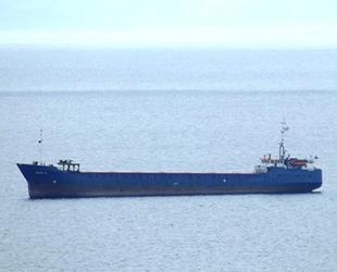 Kerç Boğazı'nda 'April' isimli geminin bir mürettebatı gıda zehirlenmesinden hayatını kaybetti