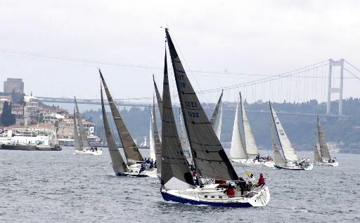Yat şampiyonları İstanbul'a geliyor