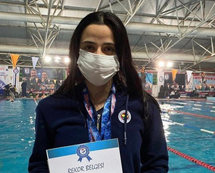 Yüzücü Deniz Ertan, 2020 Tokyo Olimpiyat Oyunları vizesi aldı