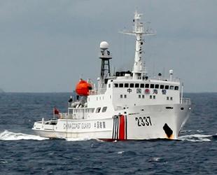 Çin Sahil Güvenlik gemileri, Japonya karasularını yine ihlal etti