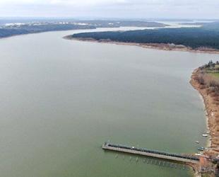 İstanbul'daki barajların doluluk oranları artmaya devam ediyor