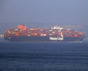 Çanakkale Boğazı dev gemilerin geçişi nedeniyle trafiğe kapandı