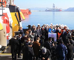 Adil Karaismailoğlu: Filyos Limanı dev bir lojistik merkez projesidir