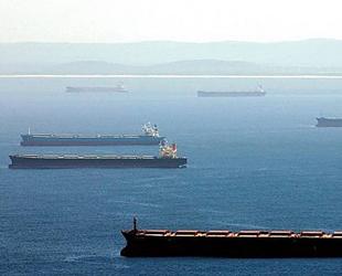 Çin açıklarında 48 adet geminin bekleyişi devam ediyor