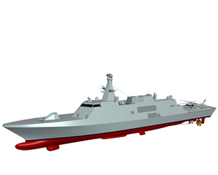 Türk Deniz Kuvvetleri, 2 adet 'MİLGEM Korveti' siparişi verdi