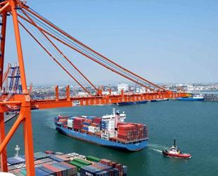 Mersin Uluslararası Limanı'na 375 milyon dolarlık ek yatırım yapılacak