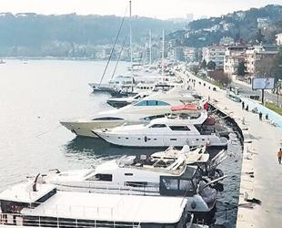 İBB, Boğaz'daki tekne 'işgali'ni sonlandırmak için harekete geçti