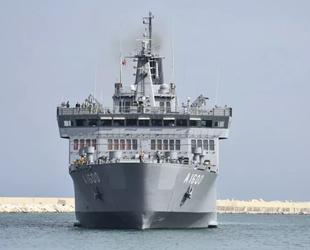 TSK, Lübnan ordusuna 260 ton gıda yardımında bulundu