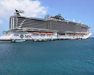 MSC Cruises, Akdeniz'de seyre başlayacak ikinci gemisini açıkladı