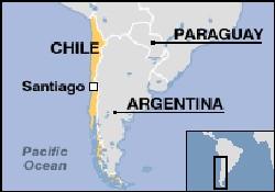 Şili'de tekne alabora oldu: 6 ölü
