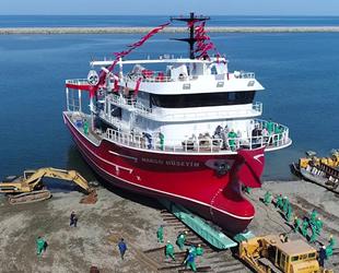 Trabzon, gemi ve yat ihracatıyla da dikkat çekiyor