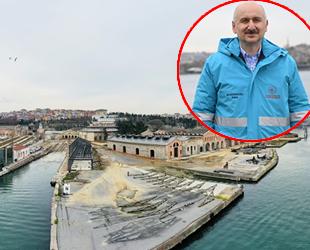 Adil Karasiamiloğlu: Tersane İstanbul Projesi, İstanbul'un marka değerini artıracak