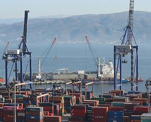 Kocaeli, ihracat liginde ikinci sırayı Bursa'dan devraldı