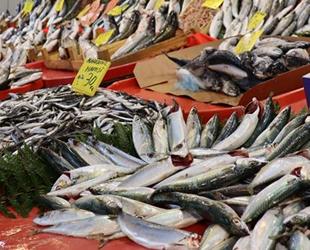 Av sezonunun bitimine yaklaşırken balık tezgahlarına ilgi azaldı