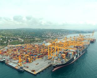 Bulgar iş adamlarına Asyaport'un kombine taşımacılık bağlantısının avantajları anlatıldı