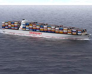 Seaspan, 8 adet konteyner gemisi siparişi verdi