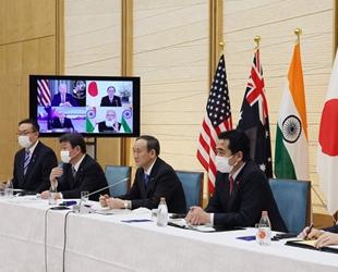 QUAD ülkeleri, özgür Hint-Pasifik hedefi konusunda iş birliği kararı aldı