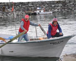 22 yıldır birlikte denizde 'Vira Bismillah' diyorlar