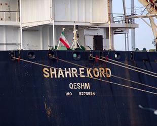 Akdeniz'de Shahr e Kord isimli İran konteyner gemisine saldırı düzenlendi