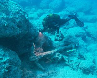 Arkeologlar, su altına özel dil geliştirdi