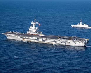 Mısır ve Fransa, Kızıldeniz'de ortak deniz tatbikatı gerçekleştirdi