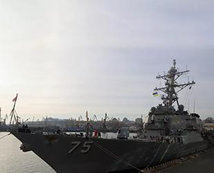 Ukrayna Donanması, Karadeniz'de NATO gemileriyle tatbikat yaptı